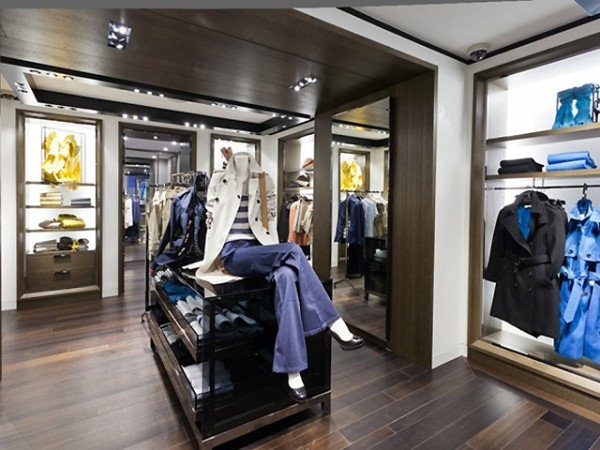 Burberry Department Store